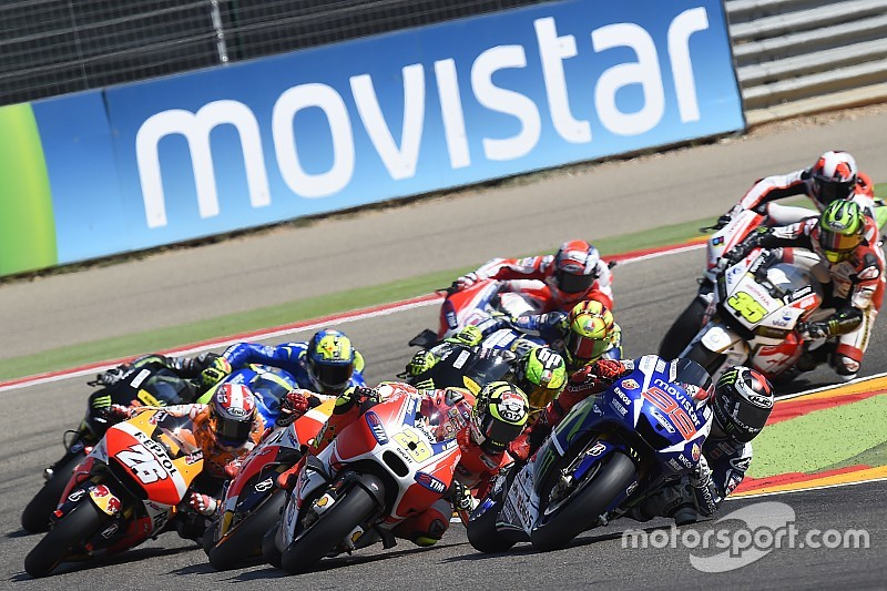 Confirman el calendario 2016 de MotoGP
