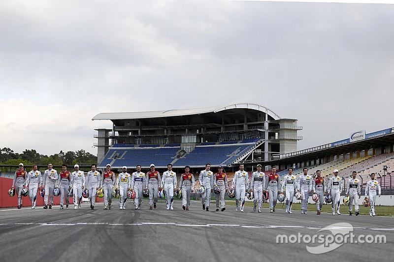 Das sind die 24 DTM-Fahrer 2016