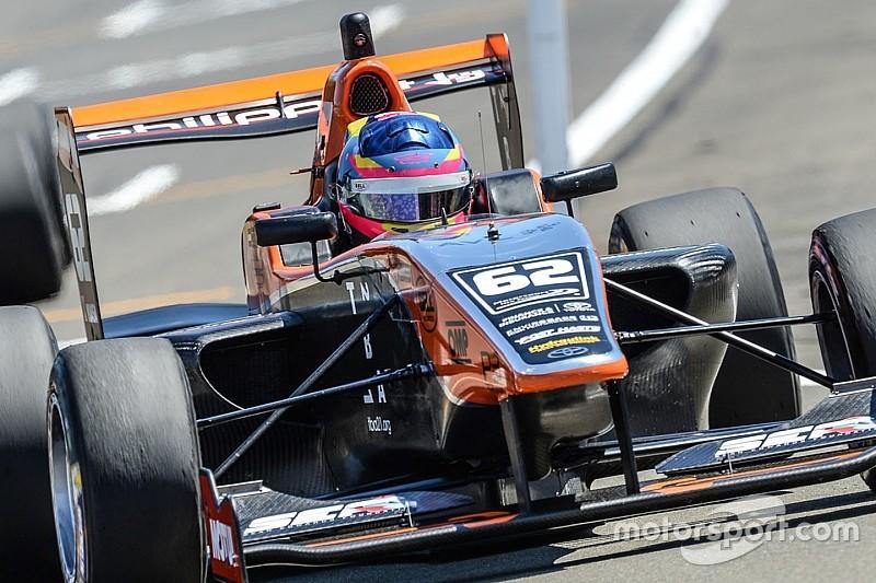 Habsburg vence primeira prova em Manfeild; Piquet abandona