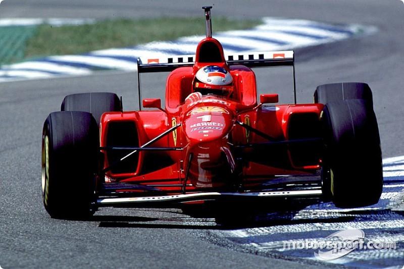 H 20 Anos Schumacher Chegava Para Tirar Ferrari Da Seca