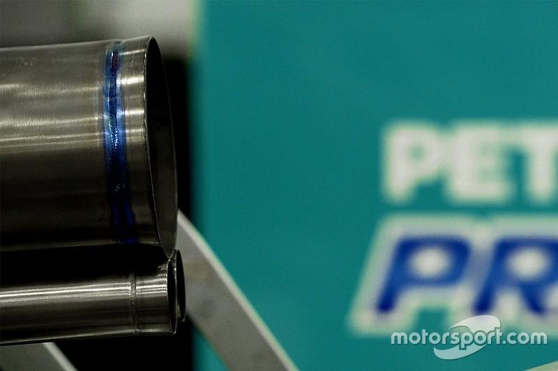 Mercedes divulga vídeo com som de novo motor