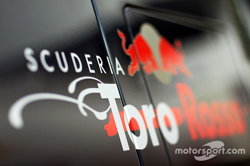 В Toro Rosso запустили новый мотор