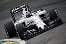 Bottas rijdt als eerste met nieuwe Williams FW38