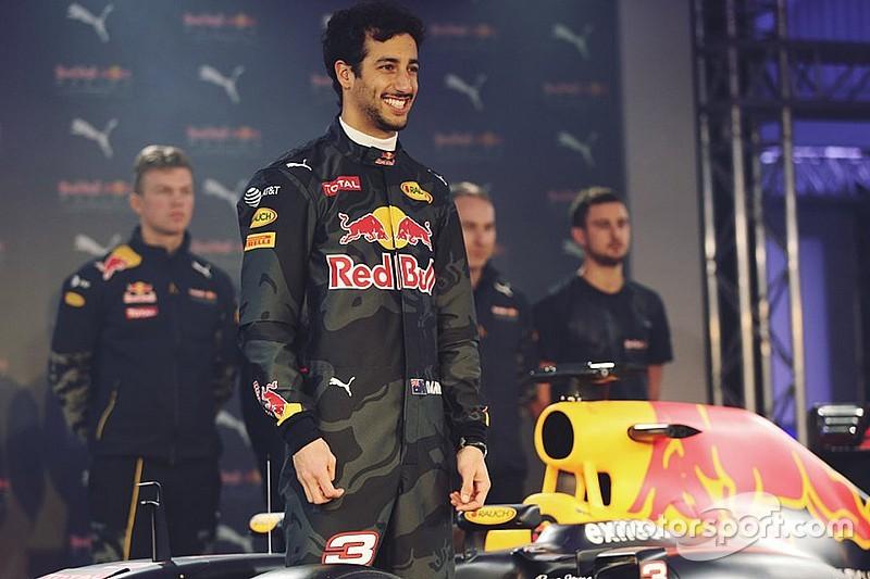 Pessimista, Ricciardo vê Toro Rosso mais forte que Red Bull