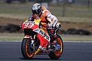 Marquez snelst op laatste testdag Phillip Island