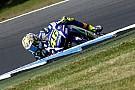 Valentino Rossi ha scelto la Yamaha M1