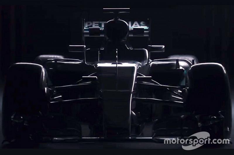 Video: Teaser de la sesión de shakedown del W07 híbrido
