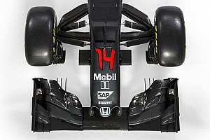 Formule 1 Diaporama Photos - La McLaren-Honda MP4-31 en détail