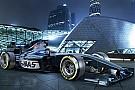 Haas F1赛车完成了首个检测圈