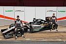 Em alta, Force India lança carro para 2016