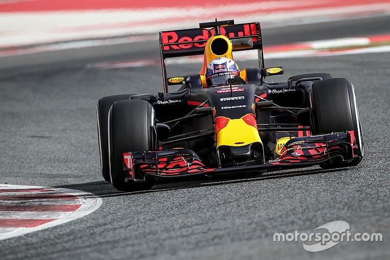 Поиски мотора дали Red Bull важные данные о соперниках
