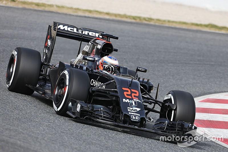 """McLaren: """"carro novo já é melhor que o do ano passado"""""""