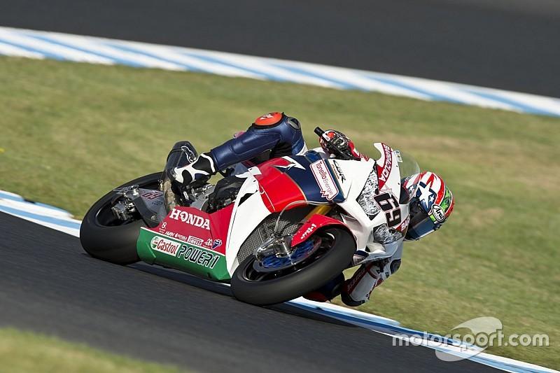 Nicky Hayden beendet Test von Phillip Island auf Rang sieben