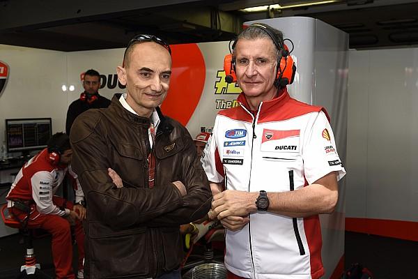 Domenicali: Ducati ist ein gesundes, solides Unternehmen