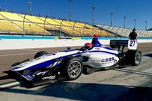 Indy Lights Actualités Dean Stoneman pilotera pour Andretti Autosport