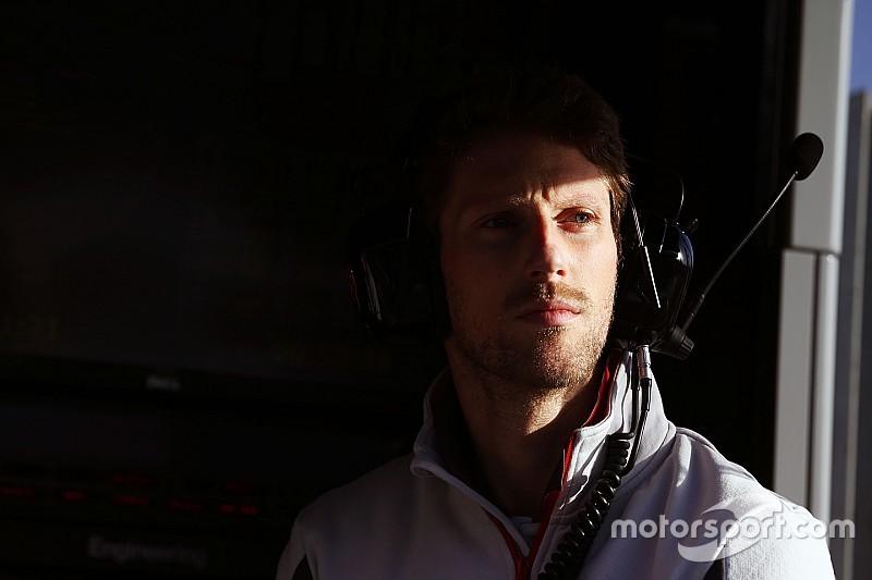 """Grosjean: """"Una delle vetture più guidabili che abbia mai portato in pista"""""""