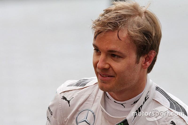 """Rosberg: """"We weten al waar we staan"""""""