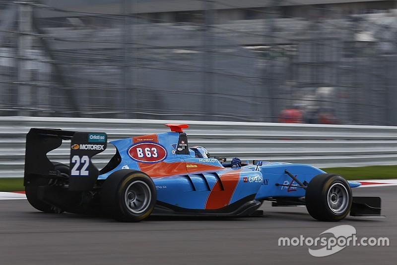 Akash Nandy debutta in GP3 con la Jenzer Motorsport