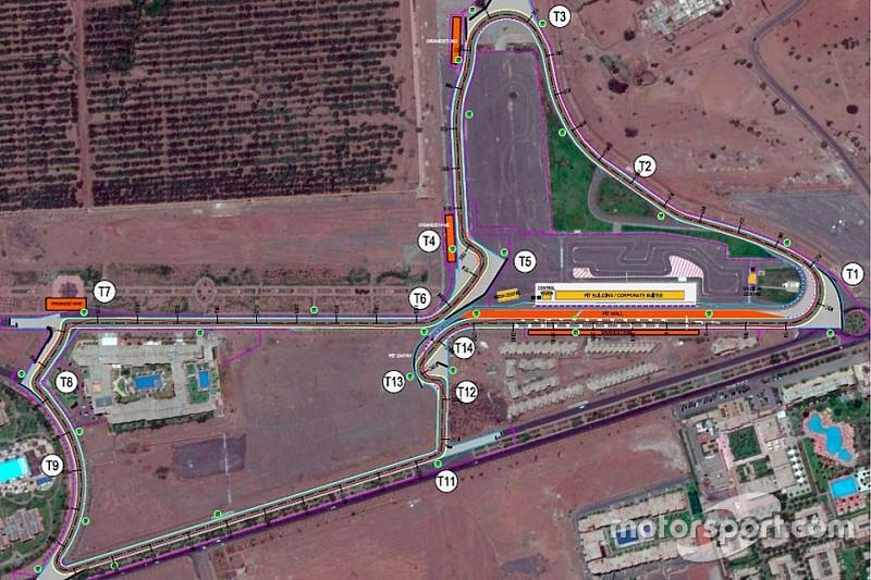 Formule E in gesprek met Marrakech