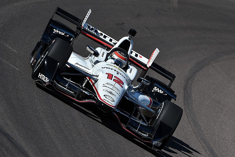 Downforce in IndyCar: