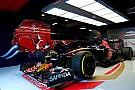 Toro Rosso fecha apresentações e exibe nova pintura