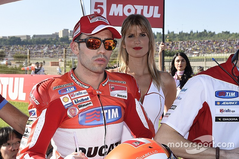 Pirro to stand in for Petrucci in Qatar test
