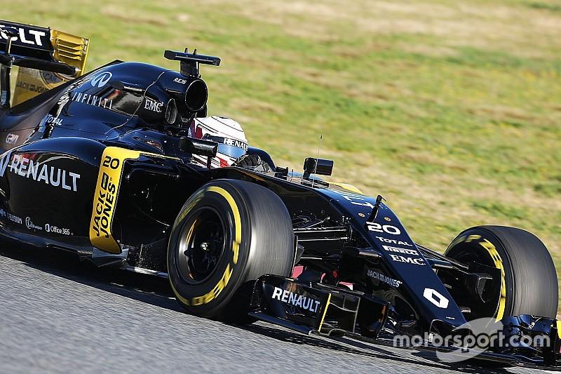 Para Magnussen, Renault podría sumar puntos en Melbourne