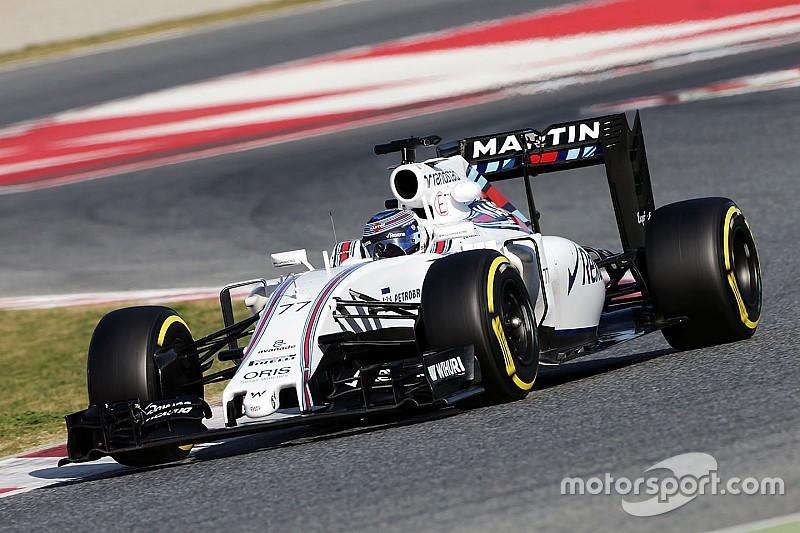 Formel-1-Test in Barcelona: Valtteri Bottas an der Spitze, Probleme bei Haas