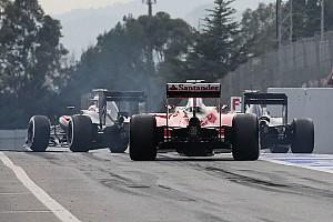 Формула 1 Избранное Путь от Haas до Mercedes. По пит-лейну с Оконом