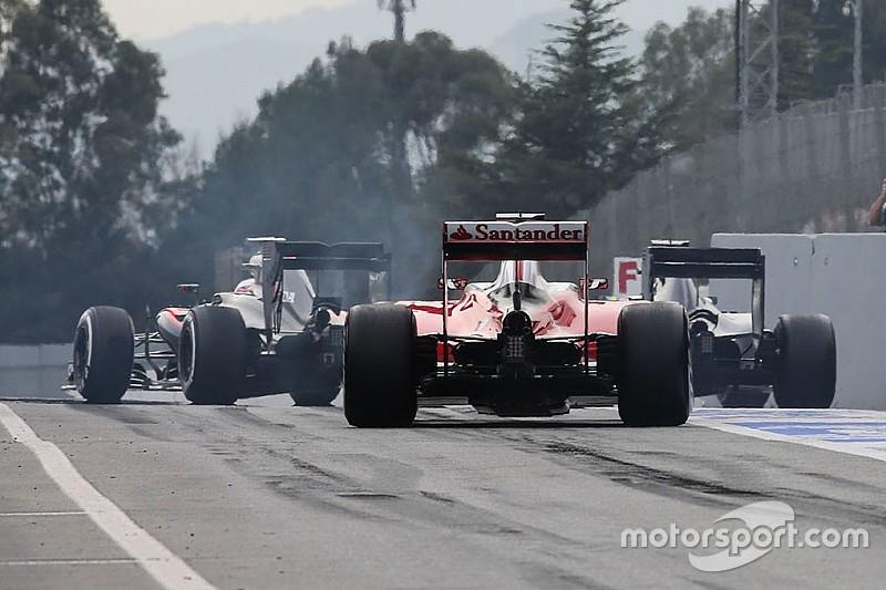 Путь от Haas до Mercedes. По пит-лейну с Оконом