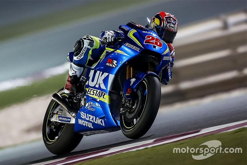 MotoGP-Test Katar: Viñales wieder an der Spitze