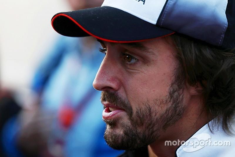 阿隆索为F1引起排位赛大战感到遗憾
