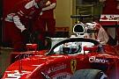 Vettel probeert halo uit tijdens laatste testdag in Barcelona