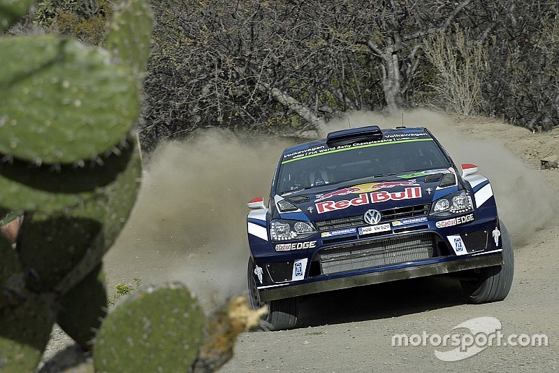 Rally del Messico, PS5: Latvala concede subito il bis