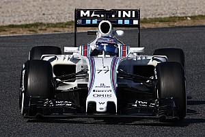 Формула 1 Новость Williams готовит новый носовой обтекатель к Бахрейну