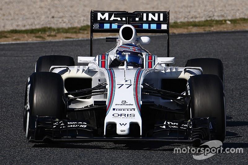 Williams готовит новый носовой обтекатель к Бахрейну