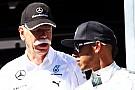 Mercedes está descontente com críticas de Ecclestone à F1