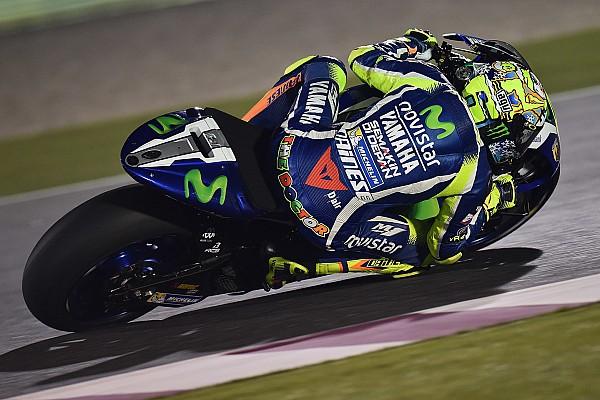 Rossi verwacht moeilijke seizoensstart in Qatar