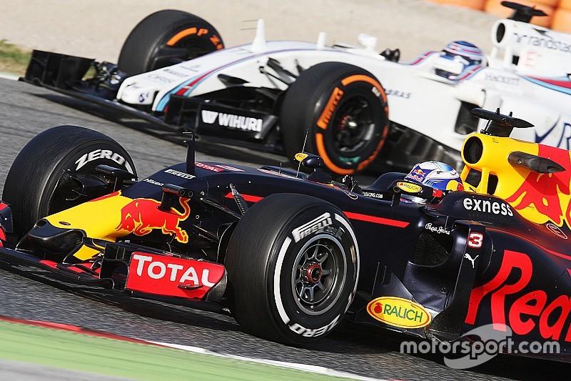 Red Bull luta para ser terceira melhor equipe, diz Ricciardo