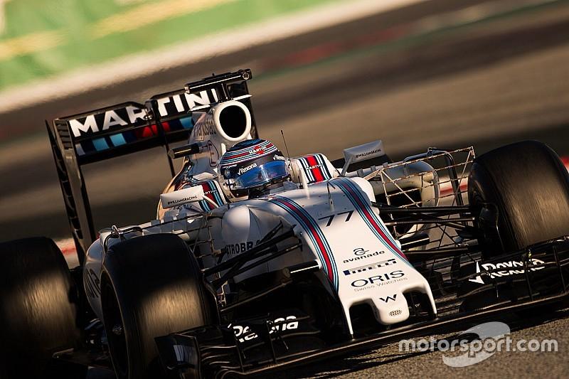 Bottas - Williams doit viser une victoire en 2016