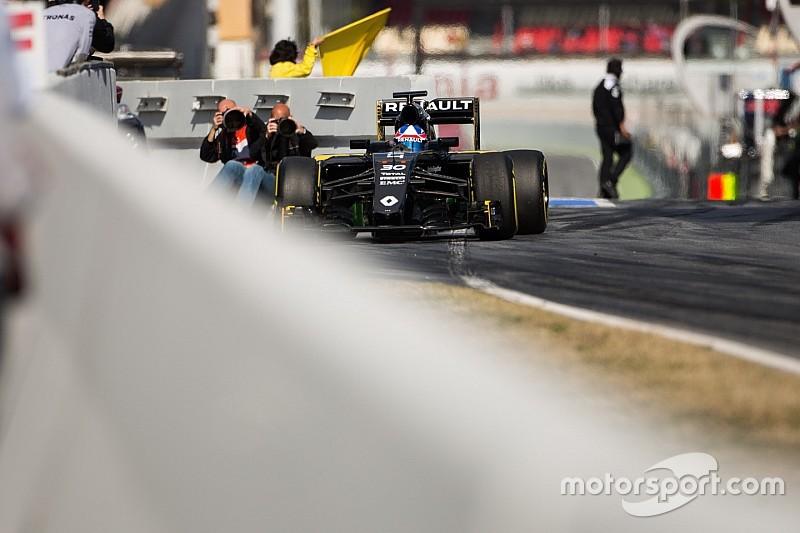 """Abiteboul: """"Avere un team Renault ufficiale è molto diverso"""""""