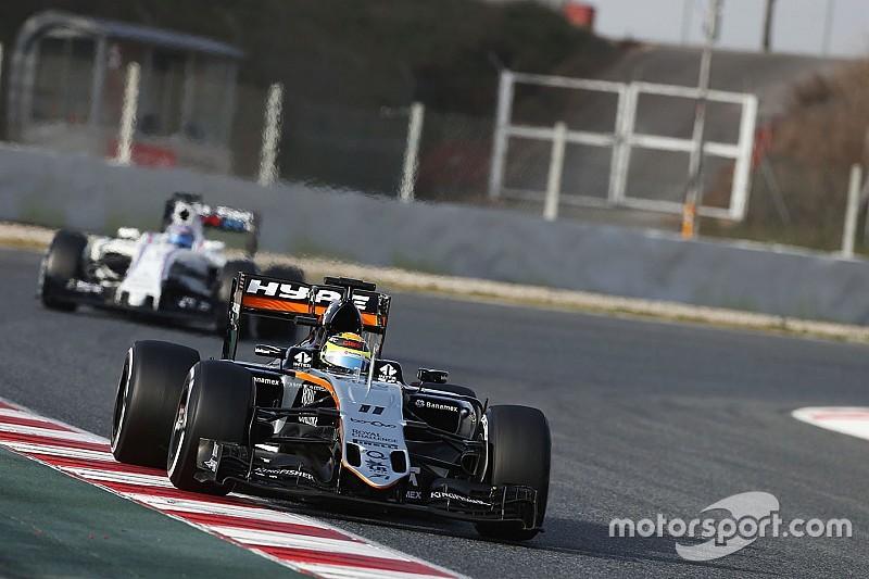 Force India pode atacar Williams em 2016, diz Hulkenberg