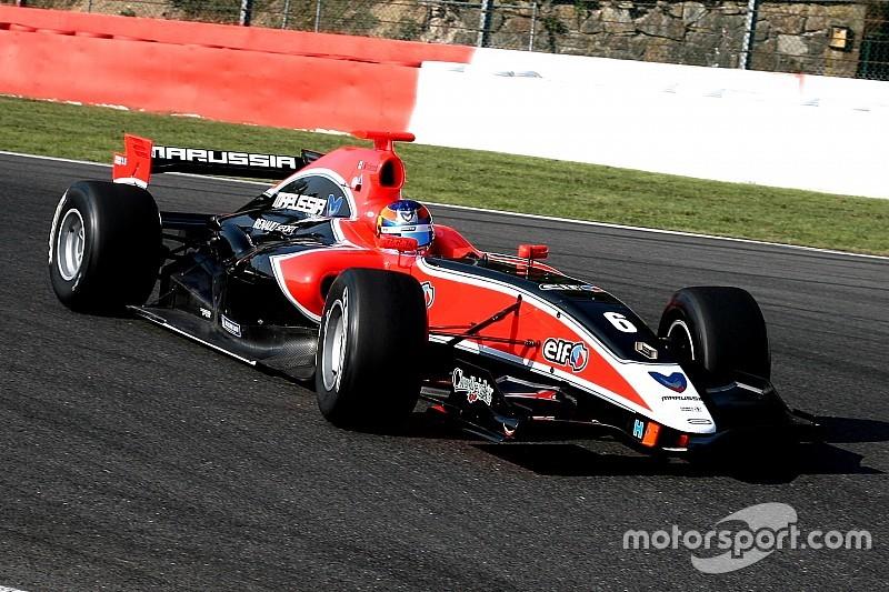 فريق كارلين ينسحب من سلسلة الفورمولا 3.5