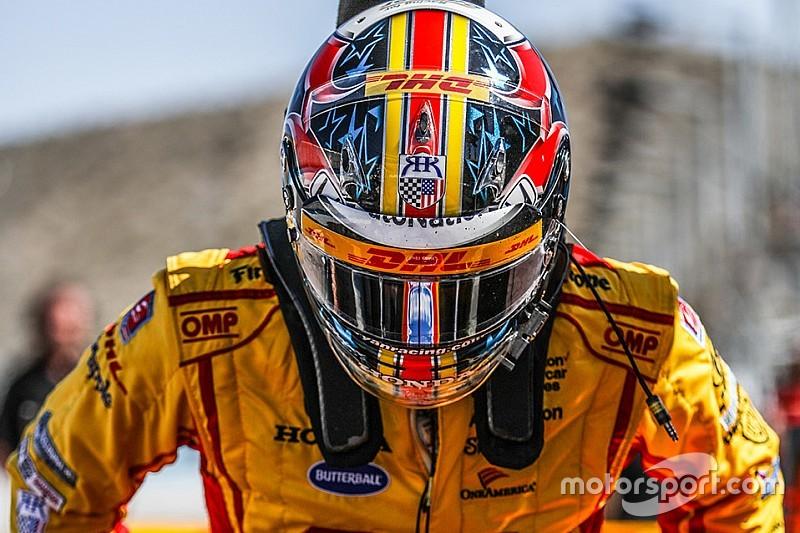 Видео: трасса в Сент-Питерсберге глазами гонщика IndyCar