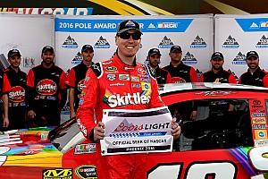 NASCAR Cup Relato de classificação Kyle Busch conquista pole para etapa de Phoenix