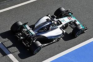 Формула 1 Аналитика Технический анализ: новинки Mercedes как заявление о намерениях