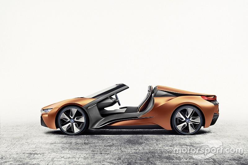 BMW bevestigt i8 Spyder