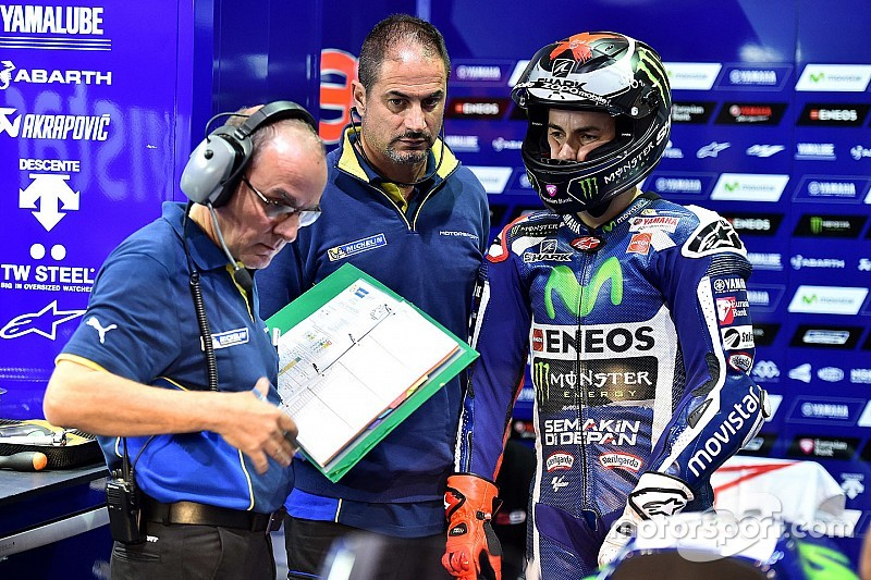 "Lorenzo: ""Quería renovar antes de esta carrera, pero no podrá ser"""