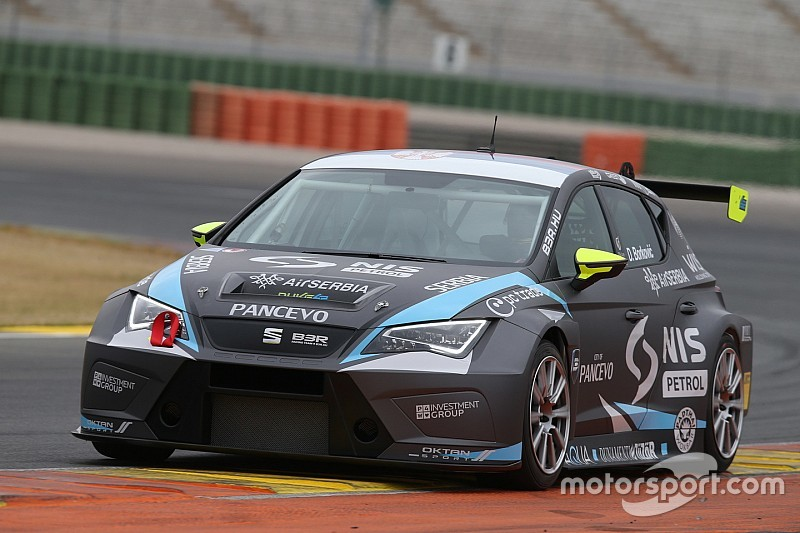 Test positivi per il B3 Racing Team Hungary a Valencia