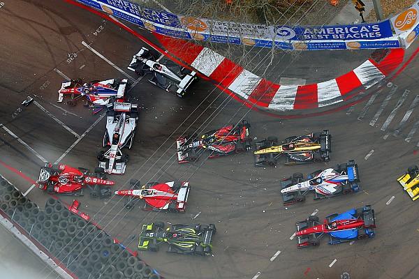 IndyCar Galería: Las mejores fotos de IndyCar en St. Pete